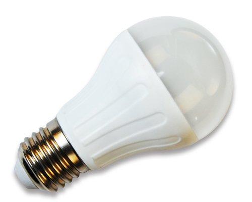 Aigostar 175689 - Bombilla LED A55 de 9 W, rosca grande y luz cálida: Amazon.es: Iluminación