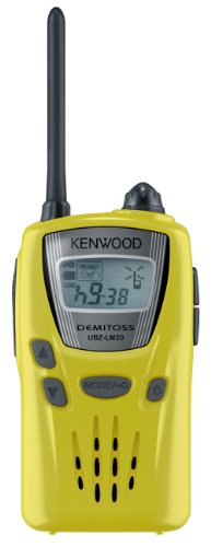 Transceiver Kenwood Ubz-lm20 Secured Yellow Ubz-lm20y Specified Low-power (Kenwood) Demitosu