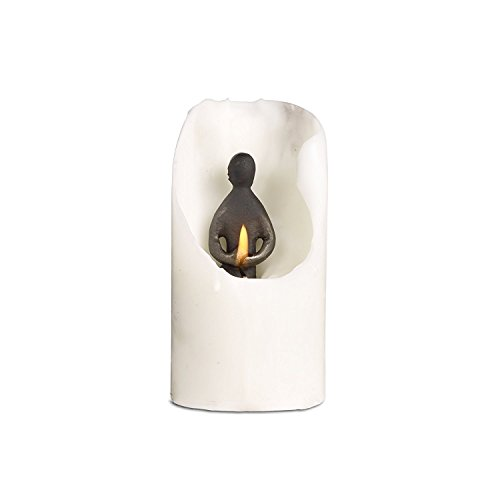 Design Ideas Spirit Candle-Zen (Candle Sculpture)