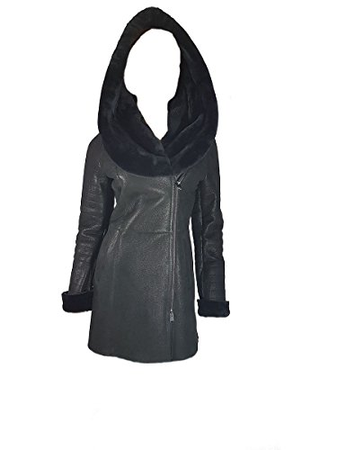 Sheepskin Products Leather Sheepskin Leather DX Coat Products DX wESqYdT