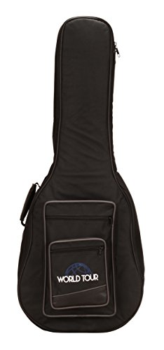 World Tour CG20DN Deluxe 20mm Classical Guitar Gig Bag Classical Guitar Bag