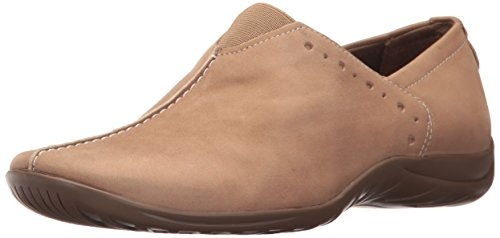 Walking Cradles Womens Adria Driving Style Loafer Taupe Roughout BsEjOQI