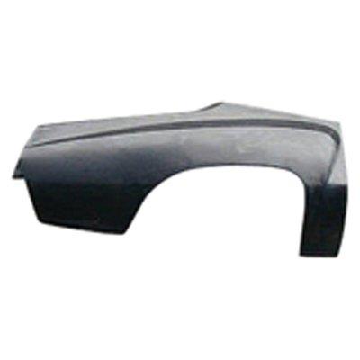 (Goodmark Passenger Side Quarter Panel Skin for 1976-1977 Chevrolet Monte Carlo )