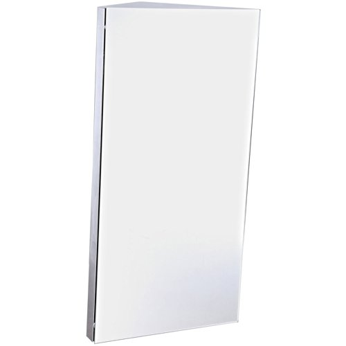 Stainless Mounted Mirrored Medicine Cabinet product image