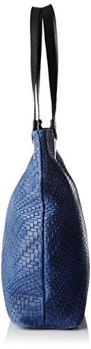 Top Bag Chicca Borse 80060 Women's handle Blue qHT0aRBT