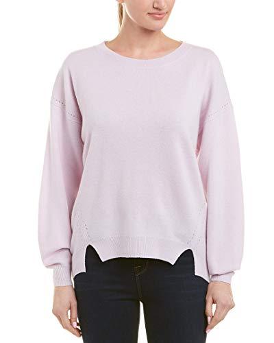 Joie Womens Kyren Wool Sweater, Xs, Purple