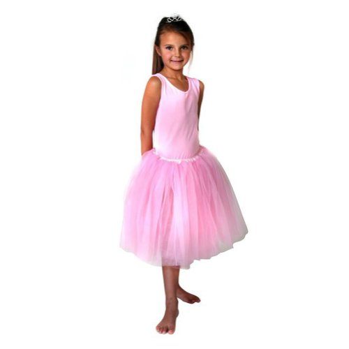 Ballet Dancer Fancy Dress Costume (Girls 16