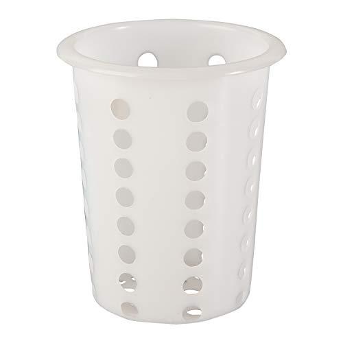 - Update International FLT-CYP Plastic Flatware Cylinder, PE Plastic