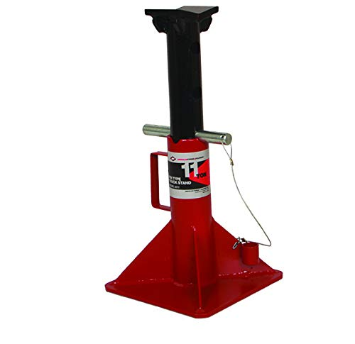 - AFF 3311 Pin Style Jack Stand Set (11 Ton Capacity)