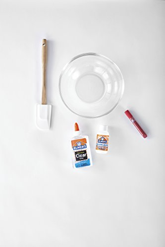 Elmer's Slime Starter Kit, Clear School Glue, Glitter Glue Pens & Magical Liquid Activator Solution, 9 Count Photo #8