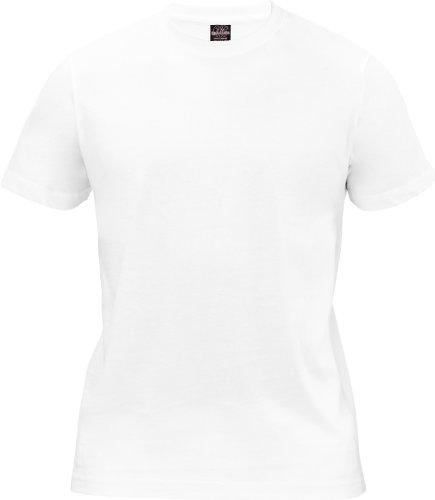 """Urban : """"Basic Tee"""" Size: XL, Color: white …TB168"""