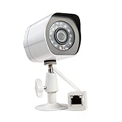 Image of the product Zmodo 720P HD Outdoor IP that is listed on the catalogue brand of Zmodo.