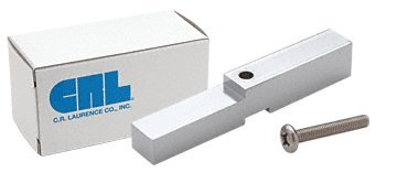 (CRL Brite Anodized Adapter Block for Prima, Shell and Rondo)