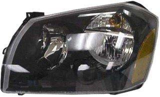 QP D7145-a Dodge Magnum Driver Lamp Assembly Headlight