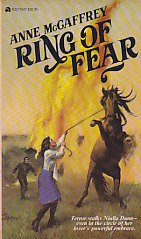 Ring Fear Anne McCaffrey product image