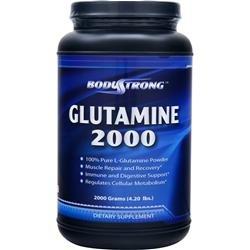BodyStrong グルタミン (Glutamine) (2000g) B0773JFX9Q   2000g