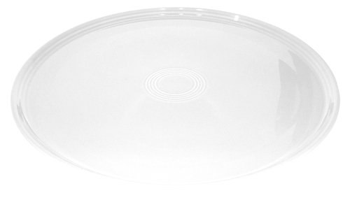 Fiesta White 575 12-Inch Pizza Tray - Fiesta Serving Tray