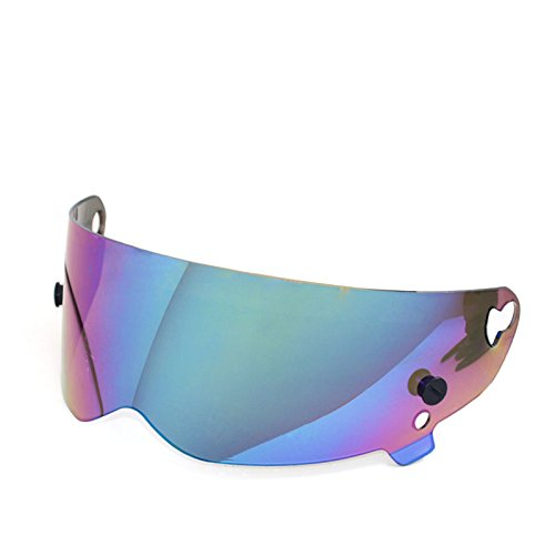 CRG Replacement Shield Visor for Full Face Helmet (Iridium Lens)
