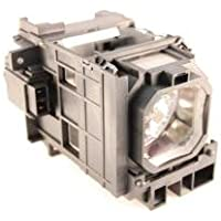 NEC NP3250W projector lamp replacement bulb with housing replacement lamp