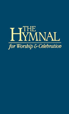 Book Hymnal for Worship and Celebration/KJV Pew Edition/Blue<br />TXT
