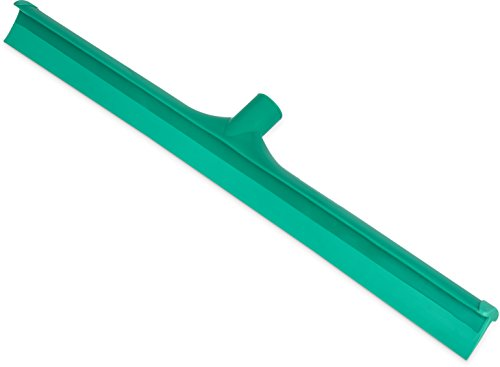 Carlisle 3656809 Solid One-Piece Foam Rubber Head Floor Squeegee, 24'' Length, Green by Carlisle (Image #12)