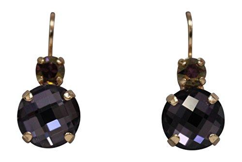 Ayala Crystal Earrings - 6