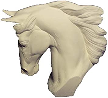 Crafts to Paint Unpainted Figurine Horse Statue Ceramic Bisque Ceramic Pony Bisque Ready to Paint Paintable Ceramics Painting Project