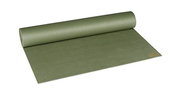 Amazon.com: Jade Yoga Travel Mat-Olive Green-3mm x 173cm by ...