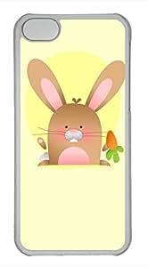 iPhone 5c case, Cute Marmot iPhone 5c Cover, iPhone 5c Cases, Hard Clear iPhone 5c Covers