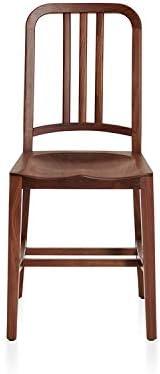 Emeco Navy Wood Chair