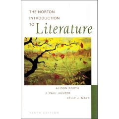 The Norton Introduction to Literature- Text Only pdf