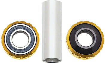 - Profile Racing Gold Outboard Bearing Bottom Bracket