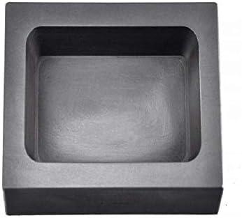 SOFIALXC Graphittiegel Gießen Schmelzbarren Form für Gold Silber Aluminium Metalle (150ML, 4000g Gold/2000g Silver)