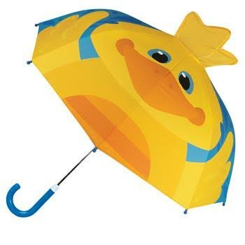 Stephen Joseph Pop Up Umbrella, Duck Duck Umbrella