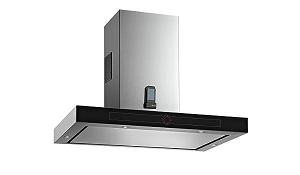 Teka DPL 90 I-HOOD - Campana (Aluminio, 1 piezas, 900 mm, 485 mm, 1010 mm, LED) Acero inoxidable: Amazon.es: Hogar