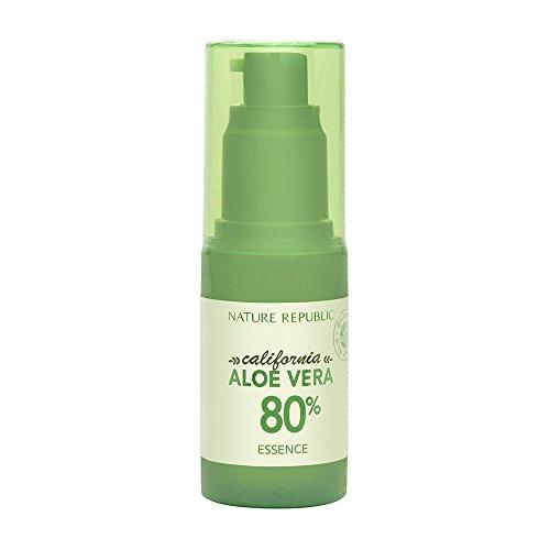 Nature Republic California Aloe Vera 80% Gel Essence, 35 Gra