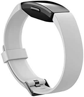 Fitbit Inspire HR Activity Tracker + Heart Rate - White (Renewed)