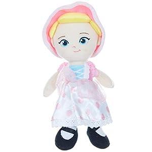 Disney Baby Pixar Toy Story Bo Peep Plush Doll, 8 Inches
