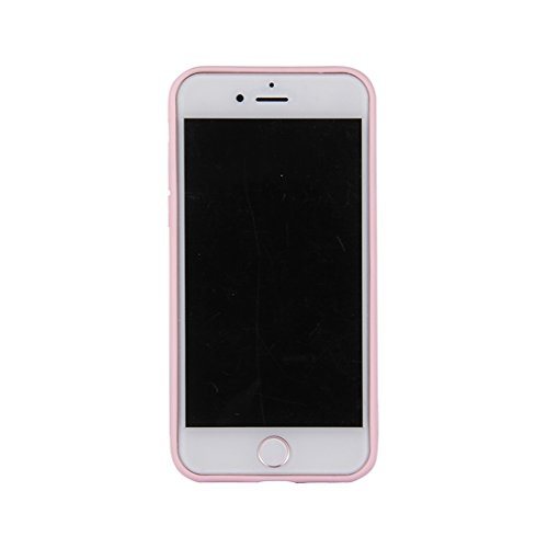 Mobiltelefonhülle - Für iPhone 6 Plus & 6s Plus 3D Panda Pattern Squeeze Relief Squishy Dropproof Schutzmaßnahmen zurück Fall Fall