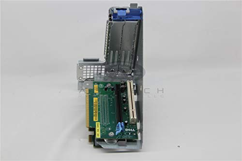 - Dell HX727 G5459 Optiplex 330, 360, 740, 755, 760 PCI/PCI-E Riser Board Assembly for Desktop Systems Bracket Part Number: WY116