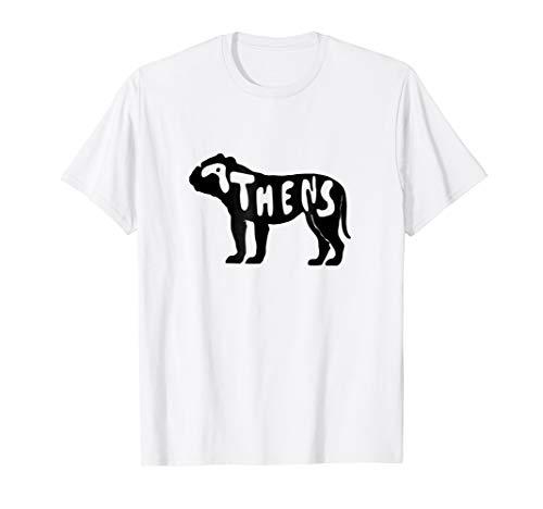 Athens GA Bulldog T-Shirt ()