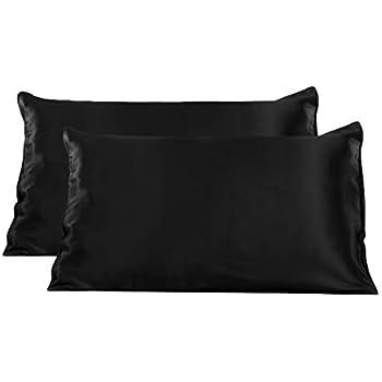 Amazon Com Texeresilk Mulberry Silk Pillowcase 2 Pack