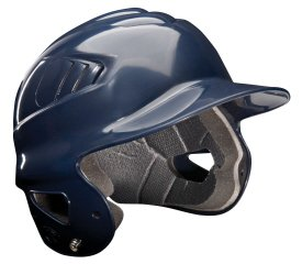 RAWLINGS CFBH COOLFLO ONE SIZE FITS ALL BASEBALL BATTERS HELMET BLACK Cfbh Coolflo Batting Helmet