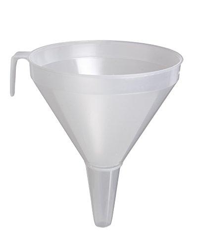 Bel-Art H14712-0250 Polypropylene 4.3 Liter Drum and Carboy Funnel