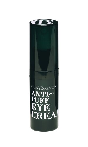 Clark's Botanicals Anti Puff Eye Cream, Smoothing, Moisturizing, Refreshing, 0.5 oz
