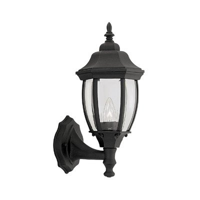 Designers Fountain Outdoor 2420-BK Tiverton Wall Lantern