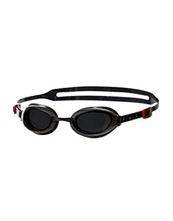 282f58809c Speedo Aquapure Optical Goggle - Oxid Grey and Smoke  Amazon.co.uk  Sports    Outdoors
