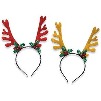 how to make reindeer antlers