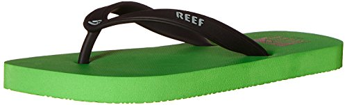 Reef Grom Switchfoot, Zapatos de Primeros Pasos para Bebés Negro (Red)