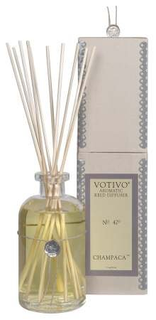 Aromatic Reed DiffuserScent: Champaca by Votivo